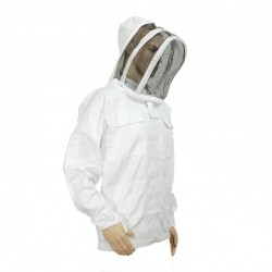 SHIRT OVAL MASK WHITE