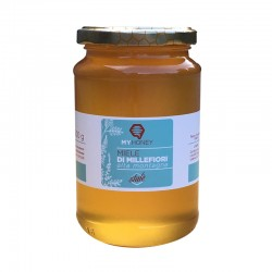 HIGH MOUNTAIN HONEY