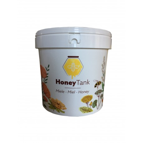 HONEY TANK SECCHIELLO DA 25 KG