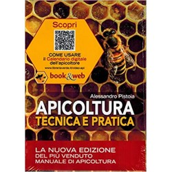 BOOK - TECHNICAL AND PRACTICAL APICOLTURE
