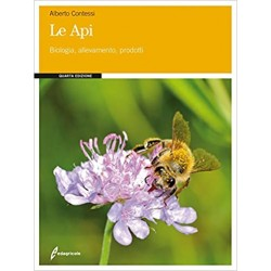 BOOK - THE BEES - (CONTESSI)
