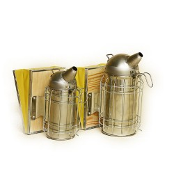 stainless steel smoker 80/100 C/PROTECTION