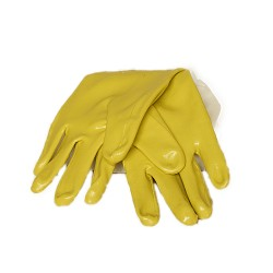 WATER-STOP GLOVES IN NITRILE