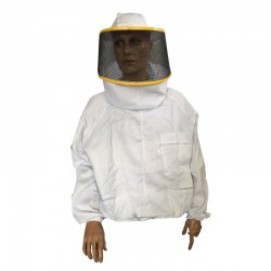 SHIRT MASK ROUND WHITE